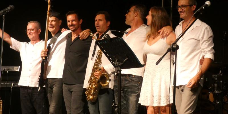 Thony & Co, groupe de musique Rock en représentation à Var - photo de couverture n° 1