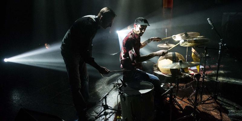Baz & The Mechanics, musicien Pop en représentation à Dordogne - photo de couverture n° 1