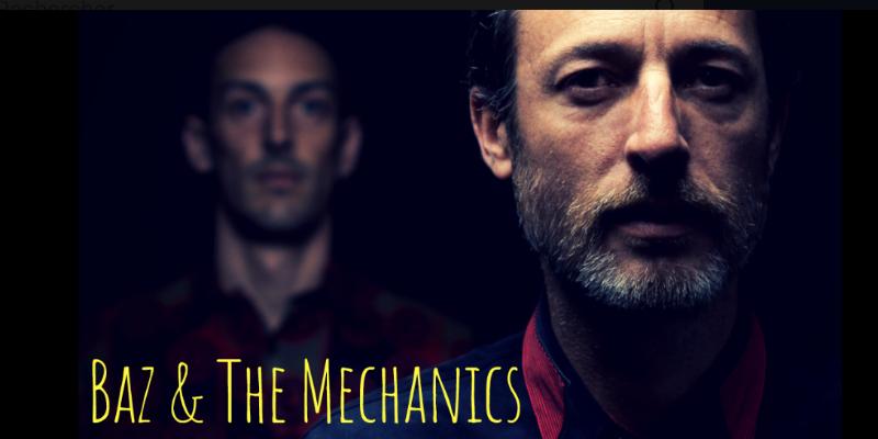 Baz & The Mechanics, musicien Pop en représentation à Dordogne - photo de couverture n° 2