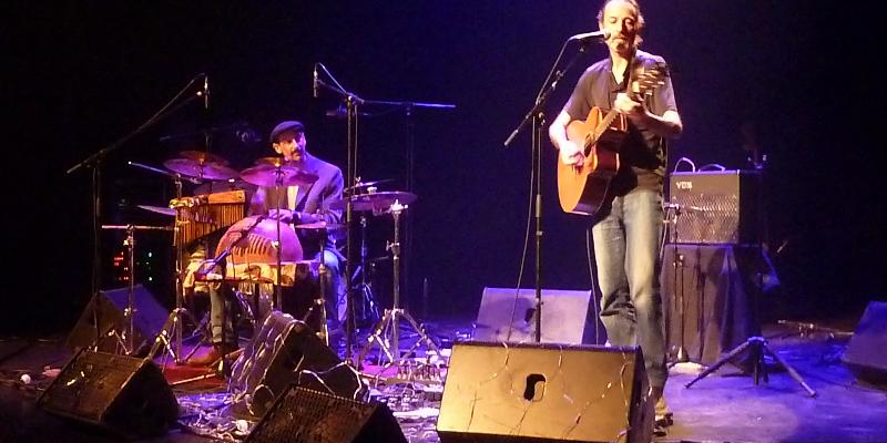 Baz & The Mechanics, musicien Pop en représentation à Dordogne - photo de couverture n° 3