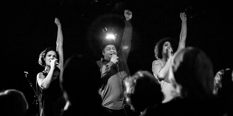 Keep On Variations Gospel, groupe de musique Gospel en représentation à Loire Atlantique - photo de couverture n° 2