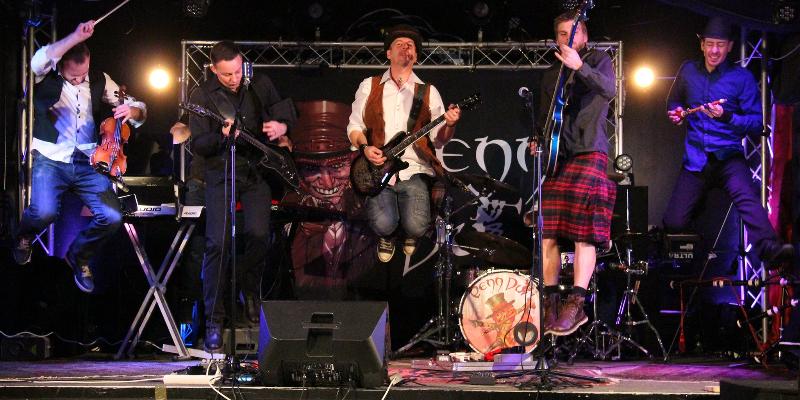 PENN DU, groupe de musique Rock en représentation à Eure - photo de couverture n° 1