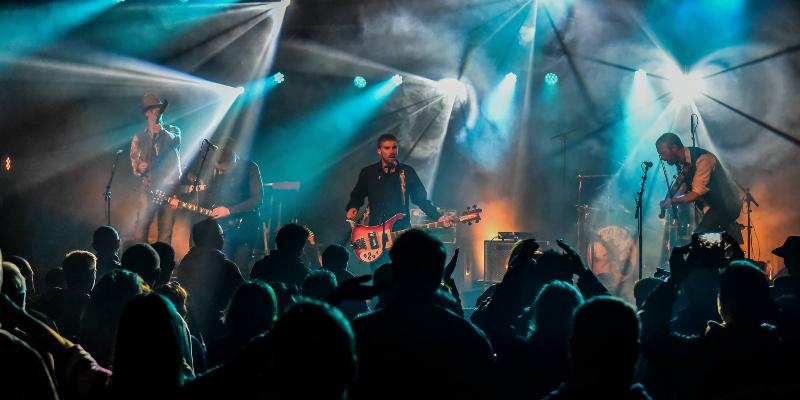 PENN DU, groupe de musique Rock en représentation à Eure - photo de couverture n° 2