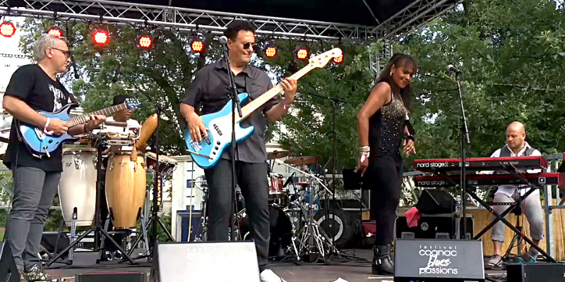 Roger Merran, groupe de musique Soul en représentation à Val d'Oise - photo de couverture n° 3
