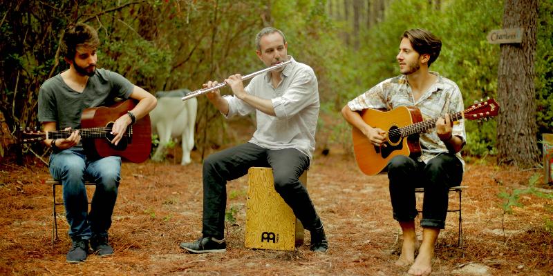 Timeless Trio, groupe de musique Acoustique en représentation à Gironde - photo de couverture n° 3