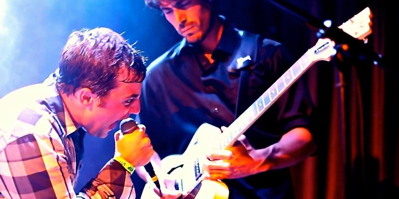 David Wallace, musicien Guitariste en représentation à Paris - photo de couverture n° 1