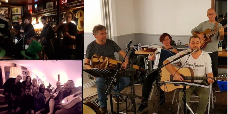 Corrado, musicien Musique Irlandaise en représentation à Var - photo de couverture n° 1