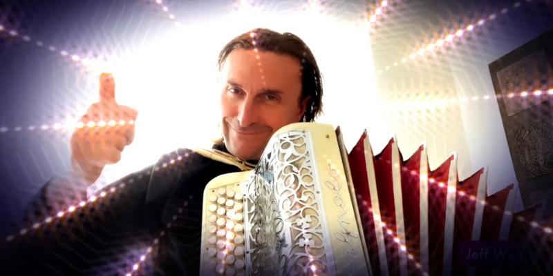 Jef, musicien Electronique en représentation à Gard - photo de couverture
