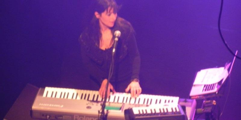 Marybel, musicien Chanteur en représentation à Aude - photo de couverture n° 2