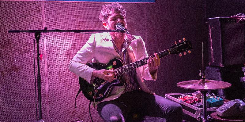 Dr.PÂÂLE, musicien Rock en représentation à Paris - photo de couverture n° 1