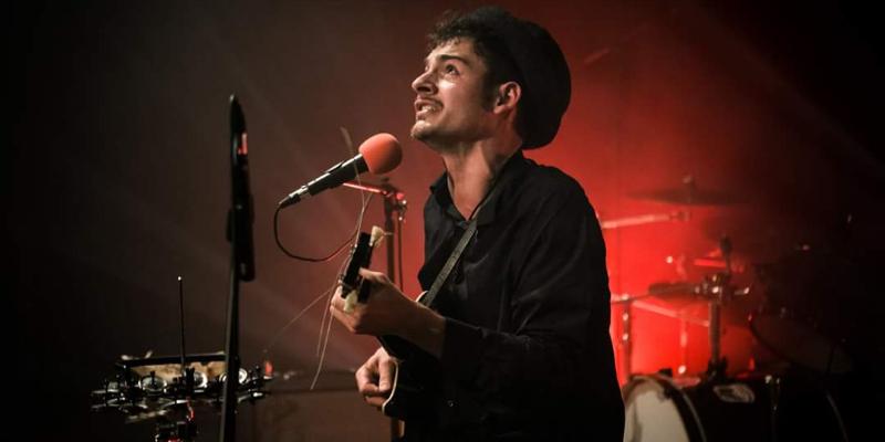 Dr.PÂÂLE, musicien Rock en représentation à Paris - photo de couverture n° 2