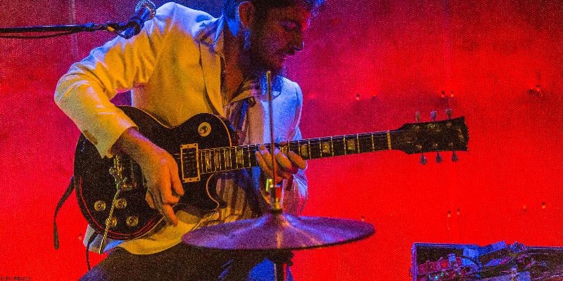 Dr.PÂÂLE, musicien Rock en représentation à Paris - photo de couverture n° 3
