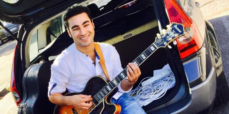 Kenzy Lamara, musicien Groove en représentation à Rhône - photo de couverture n° 3