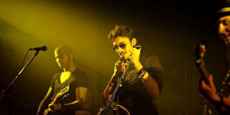 Dan Morgan, musicien Chanteur en représentation à Seine et Marne - photo de couverture