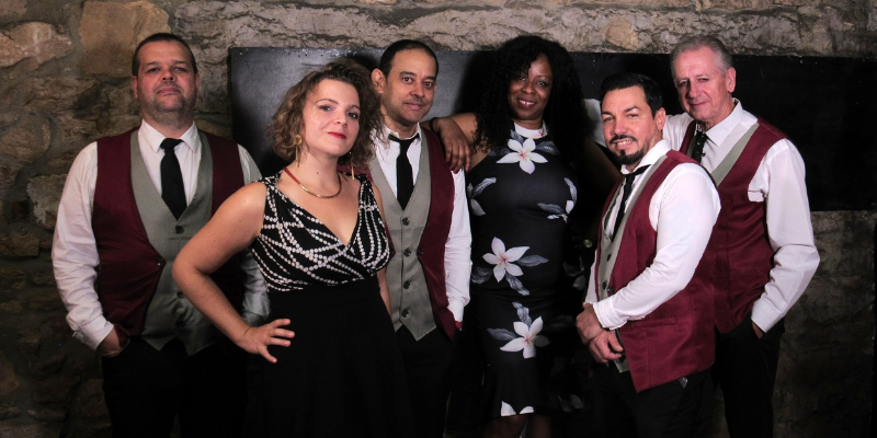 CUBAPANAME, groupe de musique Jazz en représentation à Rhône - photo de couverture
