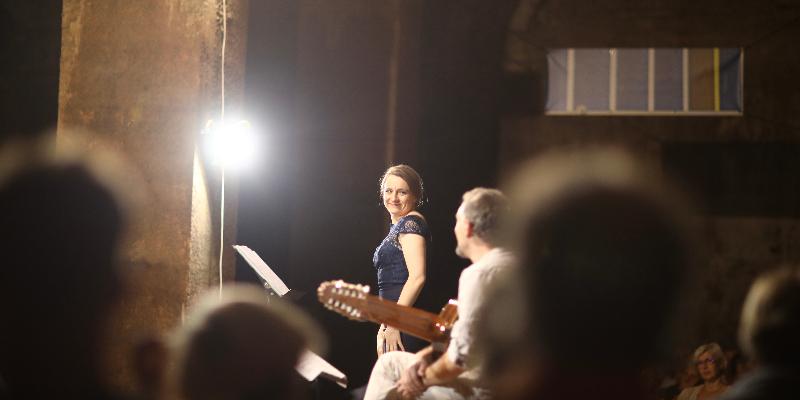 Duo Hoza, musicien Classique en représentation à Vaucluse - photo de couverture