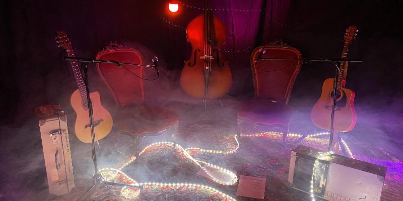 LEON NEIMAD, groupe de musique Musique Française en représentation à Manche - photo de couverture n° 1