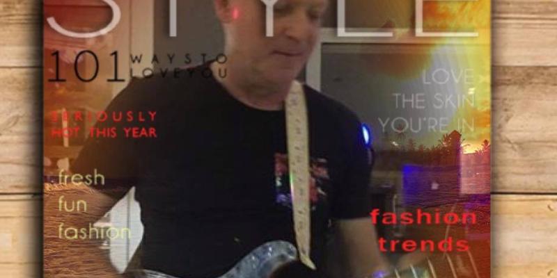 Joe Reggy, musicien Guitariste en représentation à Gironde - photo de couverture n° 3