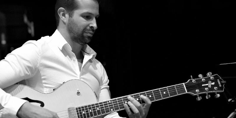 Christophe Gendron, groupe de musique Jazz en représentation à Seine et Marne - photo de couverture n° 3