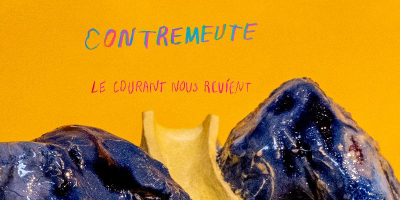 Contremeute, groupe de musique Rock en représentation à Bas Rhin - photo de couverture
