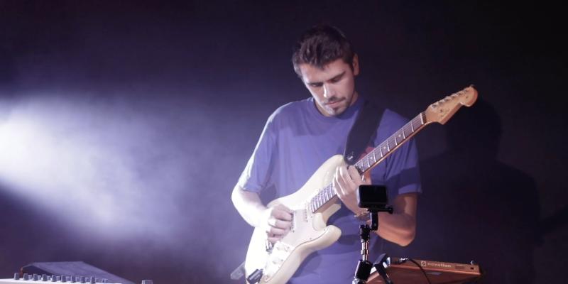 Deveyer, musicien Electronique en représentation à Pas de Calais - photo de couverture n° 1