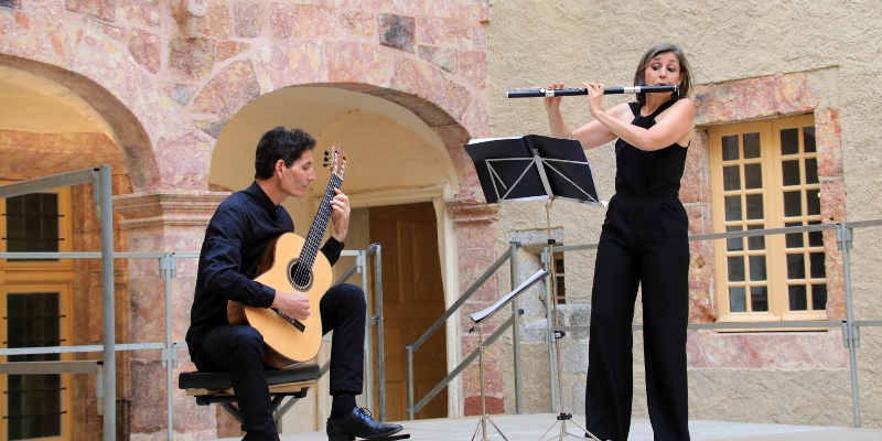 Duo Sostenuto, musicien Classique en représentation à Haute Garonne - photo de couverture n° 1