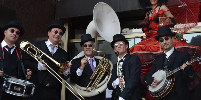 vaure, musicien Jazz en représentation à Alpes Maritimes - photo de couverture n° 2