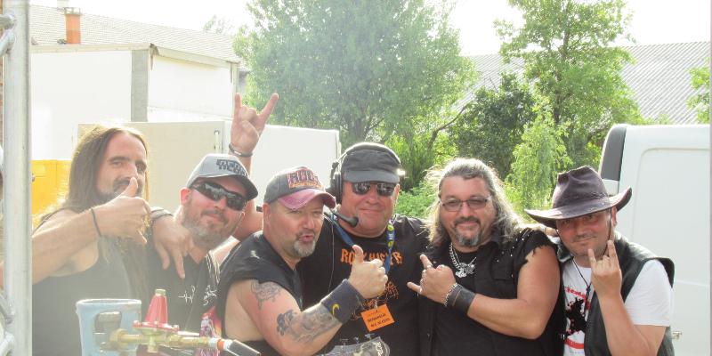CHRISTOPHE MATERGIA, groupe de musique Hard Rock en représentation à Ain - photo de couverture n° 2