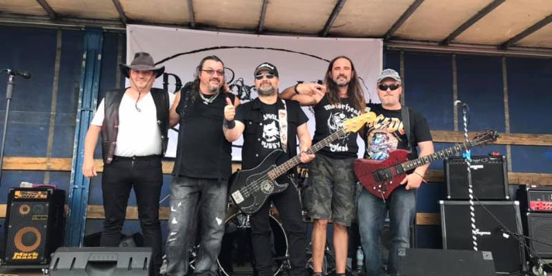 CHRISTOPHE MATERGIA, groupe de musique Hard Rock en représentation à Ain - photo de couverture n° 3