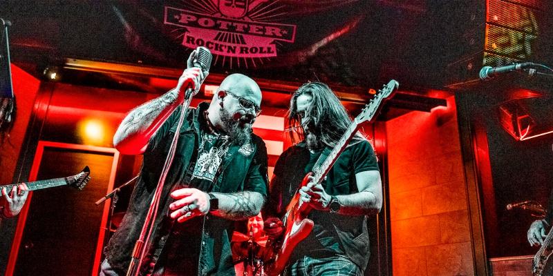 Potter, groupe de musique Rock en représentation à Indre et Loire - photo de couverture n° 1