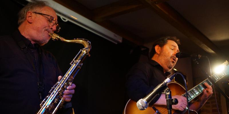 2&Demi, musicien Jazz en représentation à Puy de Dôme - photo de couverture