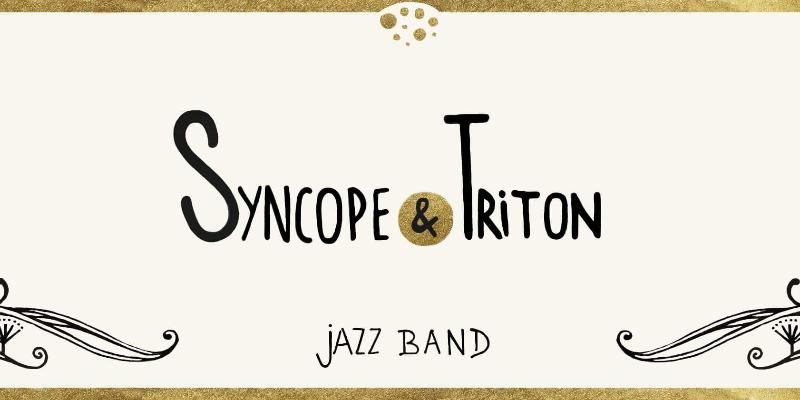 Syncope & Triton, musicien Jazz en représentation à Charente Maritime - photo de couverture