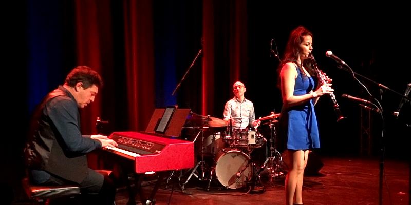 Armonia & Co., groupe de musique Jazz en représentation à Gironde - photo de couverture n° 2