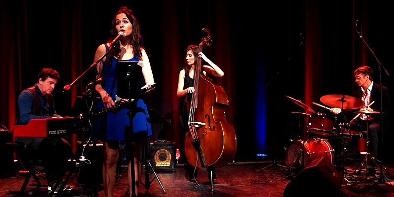 Armonia & Co., groupe de musique Jazz en représentation à Gironde - photo de couverture n° 3