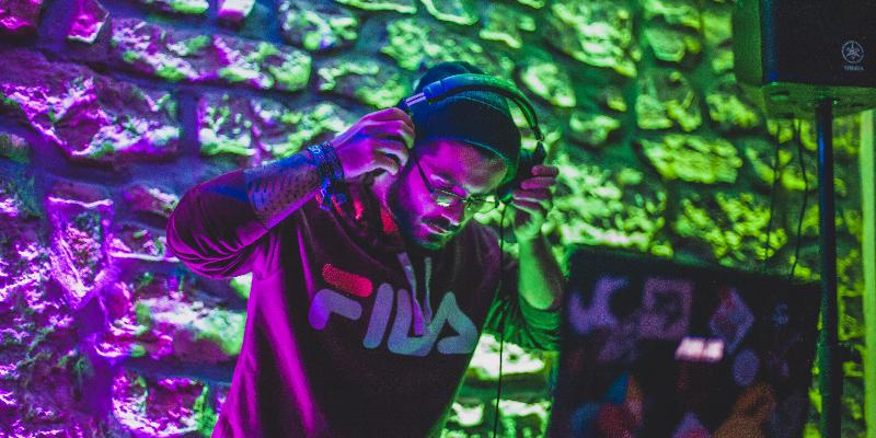 Baloo Gogo, DJ Dj en représentation à Vaucluse - photo de couverture