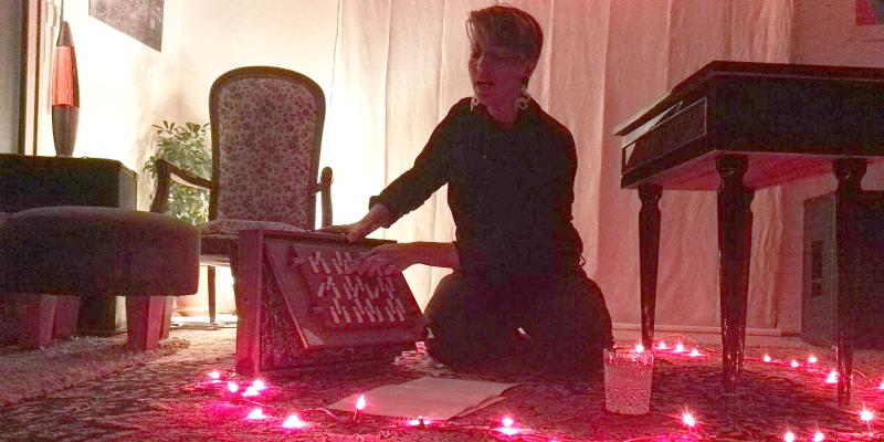Nenĭa Iră, musicien Acoustique en représentation à Bouches du Rhône - photo de couverture n° 3