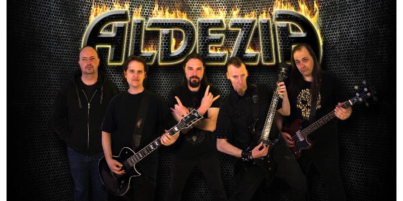 ALDEZIA, groupe de musique Métal en représentation - photo de couverture