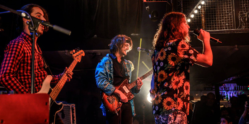 Unlock production , groupe de musique Rock en représentation à Haute Garonne - photo de couverture n° 1