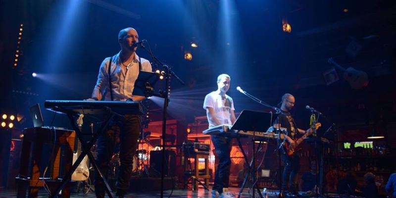Be-One, groupe de musique Electronique en représentation - photo de couverture n° 3
