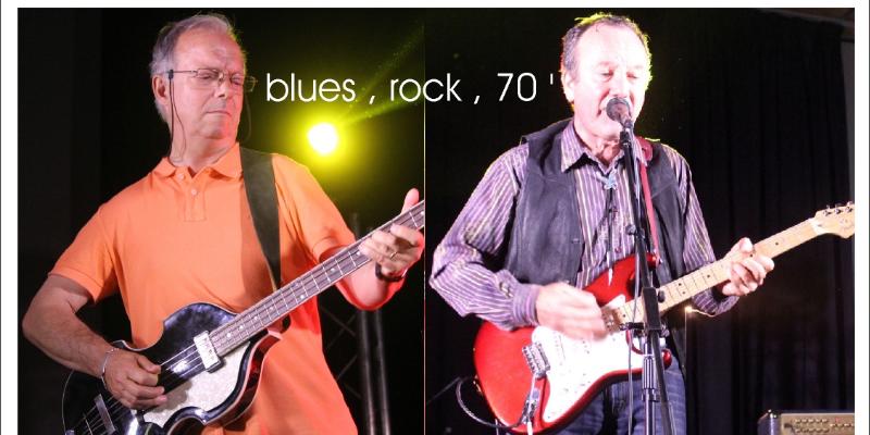 Meta Blues, groupe de musique Rock en représentation - photo de couverture