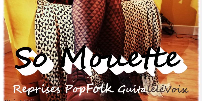 So Mouette, musicien Chanteur en représentation à Hérault - photo de couverture