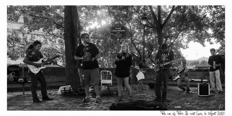 Pan Con Ají, groupe de musique Rock en représentation - photo de couverture n° 1