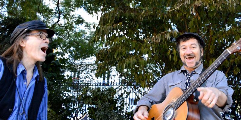 Jackstraws, musicien Rock en représentation à Paris - photo de couverture n° 1