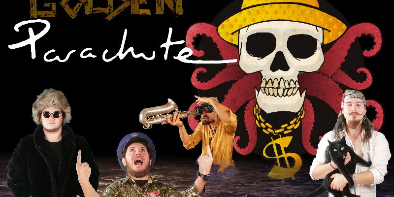 Golden Parachute, groupe de musique Chanteur en représentation - photo de couverture