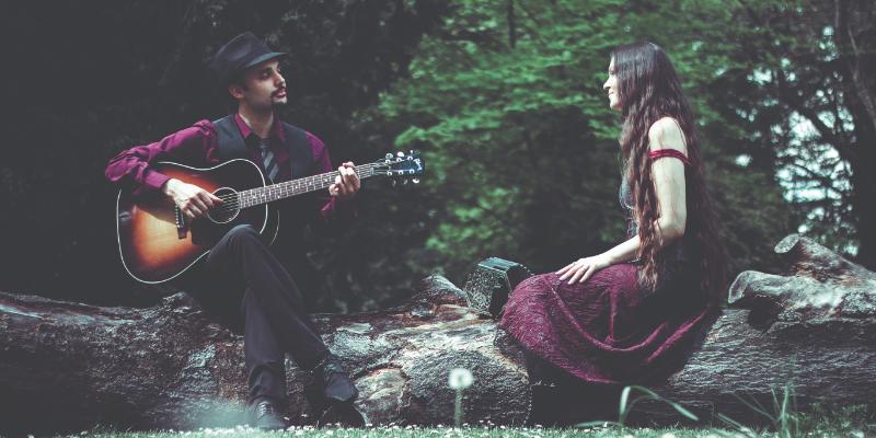 Becky & Cloud, musicien Guitariste en représentation à Moselle - photo de couverture n° 3