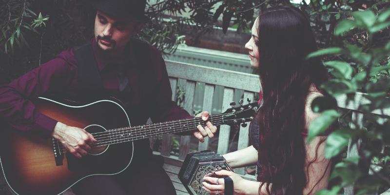 Becky & Cloud, musicien Guitariste en représentation à Moselle - photo de couverture n° 2