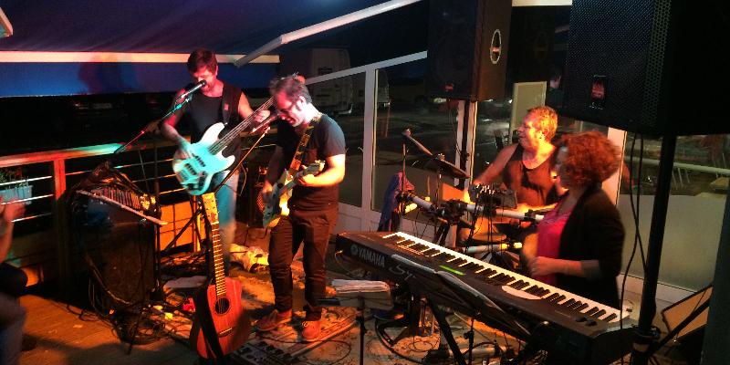Les férégas, groupe de musique Rock en représentation à Loire Atlantique - photo de couverture n° 2