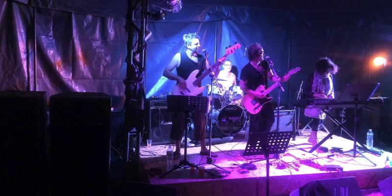 Les férégas, groupe de musique Rock en représentation à Loire Atlantique - photo de couverture n° 1
