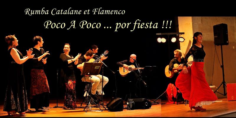POCO A POCO, groupe de musique Musiques du monde en représentation à Charente Maritime - photo de couverture n° 1