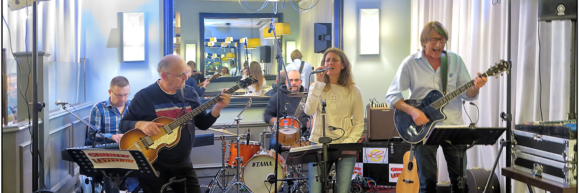 GROOVE LATITUDE, groupe de musique Rock en représentation à Côte d'Or - photo de couverture n° 5